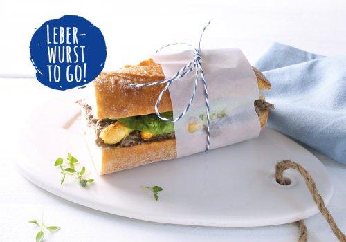 Leberwurst To Go